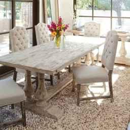09 modern farmhouse dining room decor ideas