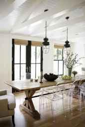 11 modern farmhouse dining room decor ideas
