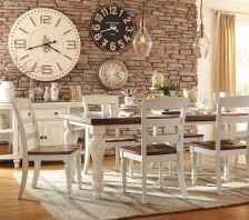 12 modern farmhouse dining room decor ideas