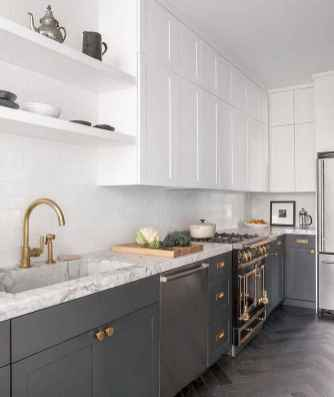 15 awesome gray kitchen cabinet design ideas