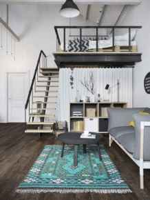 20 amazing loft stair for tiny house ideas