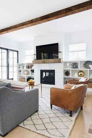 20 best modern farmhouse living room decor ideas