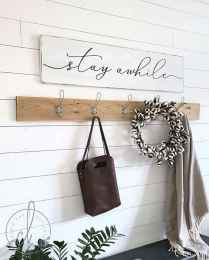20 stunning rustic entryway decorating ideas