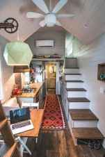 22 amazing loft stair for tiny house ideas