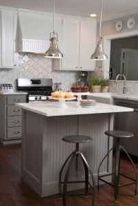 23 awesome gray kitchen cabinet design ideas