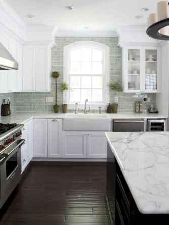 25 beautiful white kitchen cabinet design ideas