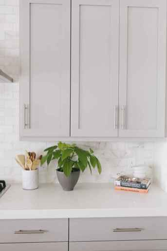 30 awesome gray kitchen cabinet design ideas