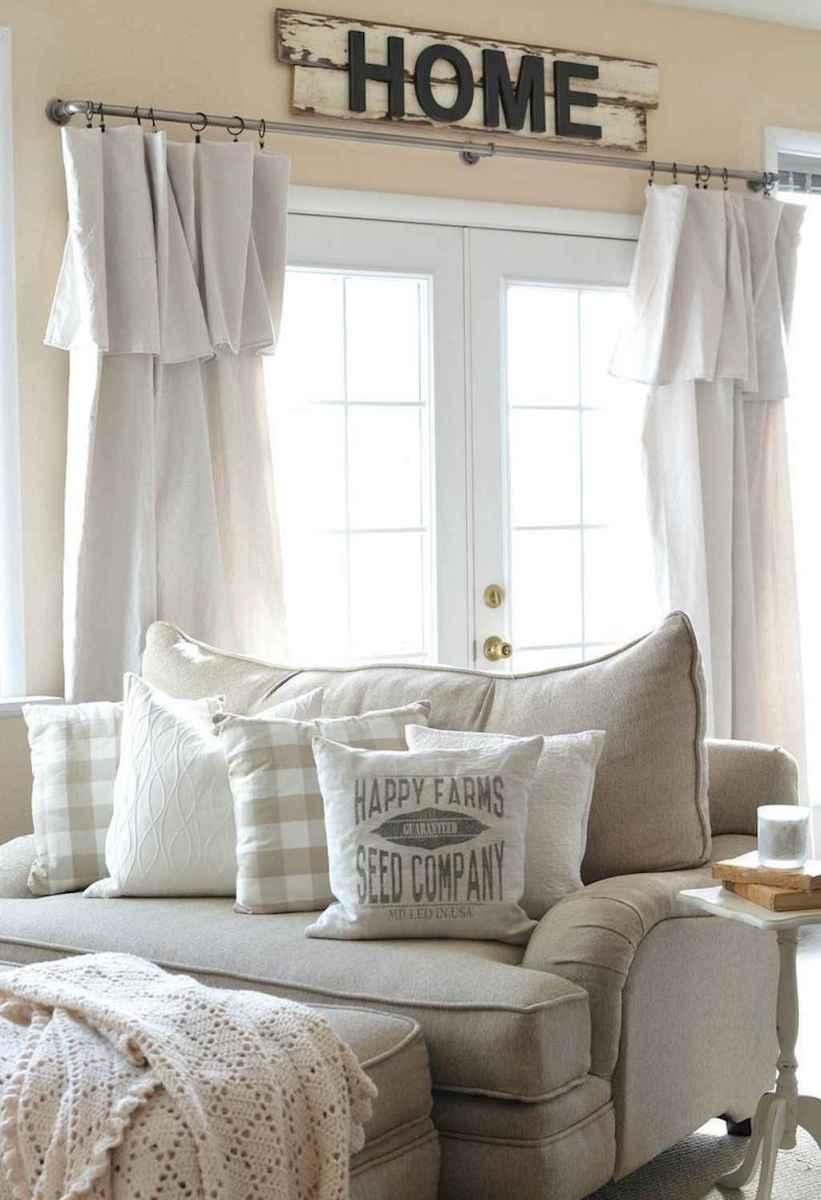 31 best modern farmhouse living room decor ideas