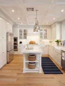 32 beautiful white kitchen cabinet design ideas