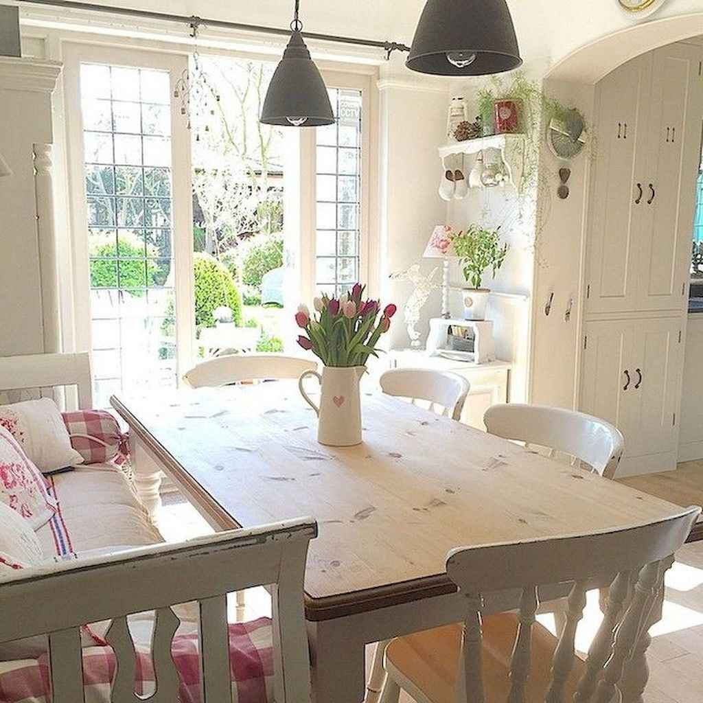 34 beautiful french country dining room decor ideas