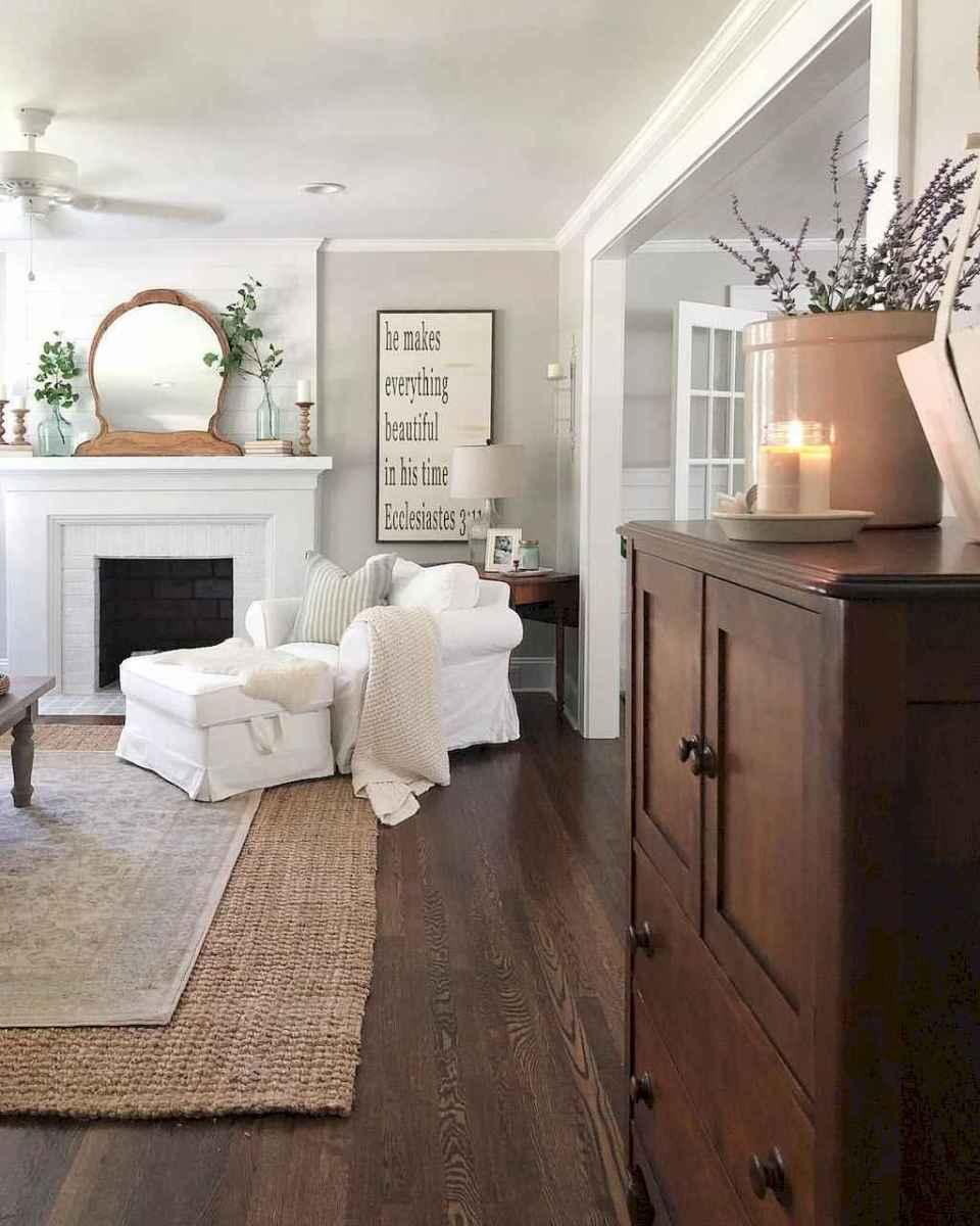 35 best modern farmhouse living room decor ideas