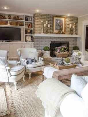 35 fancy french country living room decor ideas