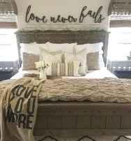 41 beautiful farmhouse master bedroom decor ideas