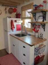 42 amazing tiny house kitchen design ideas