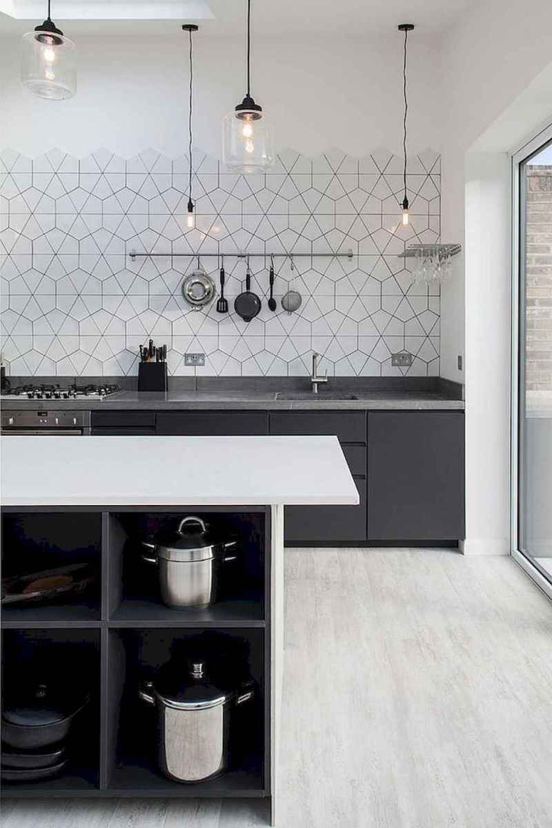43 awesome gray kitchen cabinet design ideas