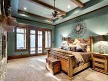 44 beautiful farmhouse master bedroom decor ideas