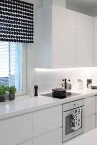 44 beautiful white kitchen cabinet design ideas
