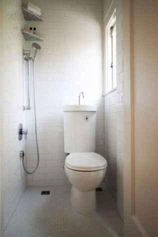 44 genius tiny house bathroom shower design ideas