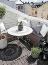 45 cozy apartment balcony decorating ideas