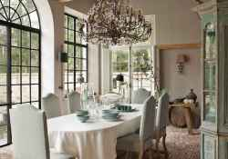 46 beautiful french country dining room decor ideas