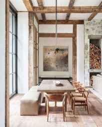 47 modern farmhouse dining room decor ideas