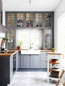 50 awesome gray kitchen cabinet design ideas