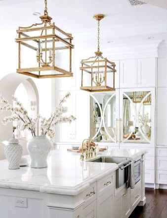54 beautiful white kitchen cabinet design ideas