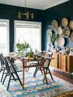 54 modern farmhouse dining room decor ideas