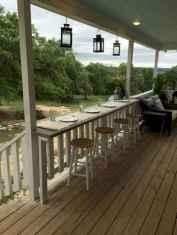 55 gorgeous farmhouse front porch decorating ideas