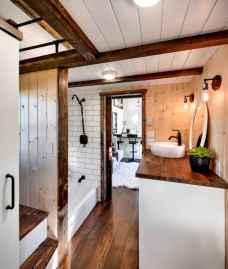 56 genius tiny house bathroom shower design ideas
