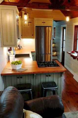 58 amazing tiny house kitchen design ideas