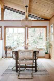 63 modern farmhouse dining room decor ideas