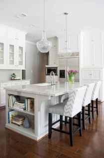 65 beautiful white kitchen cabinet design ideas