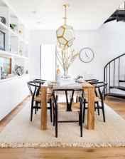 65 modern farmhouse dining room decor ideas