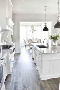 66 beautiful white kitchen cabinet design ideas