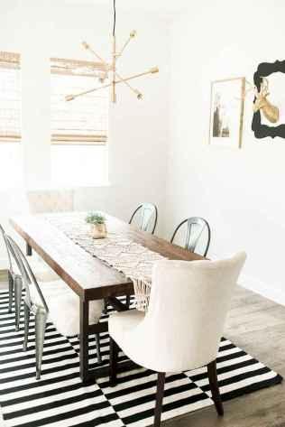 68 modern farmhouse dining room decor ideas