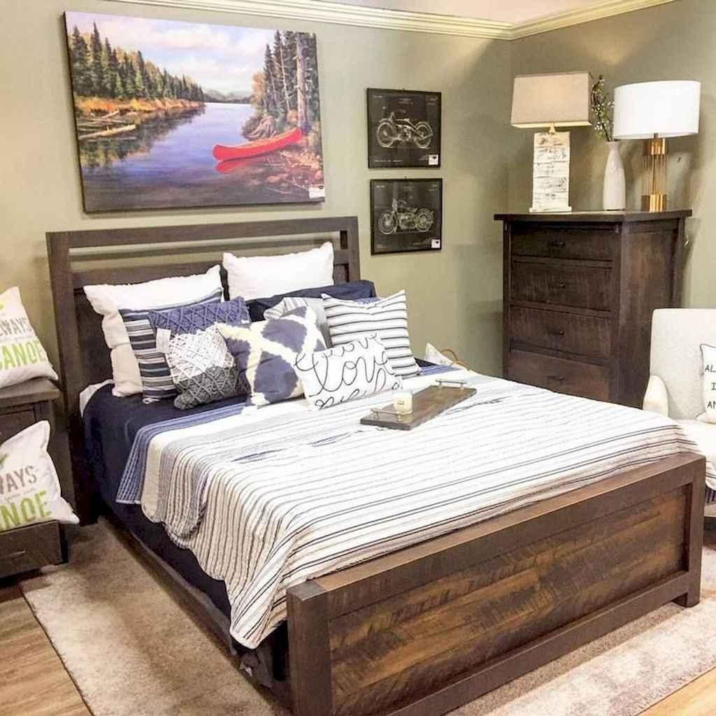 Beautiful Master Bedroom Decorating Ideas 62: 69 Beautiful Farmhouse Master Bedroom Decor Ideas