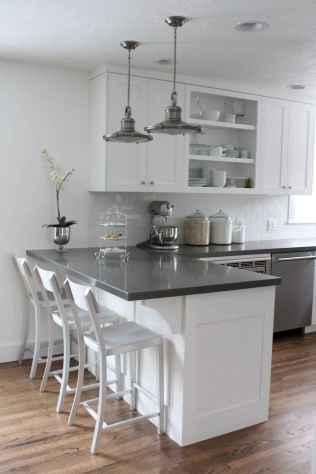 72 beautiful white kitchen cabinet design ideas