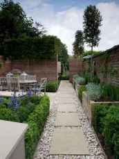 03 incredible side house garden landscaping ideas with rocks