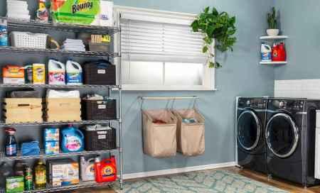 03 smart laundry room organization ideas