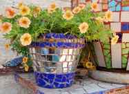 04 excellent diy mosaic ideas to make for your garden