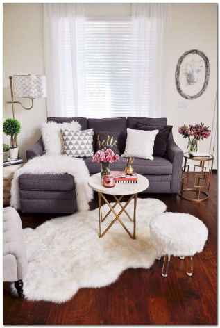 08 cozy apartment living room decorating ideas