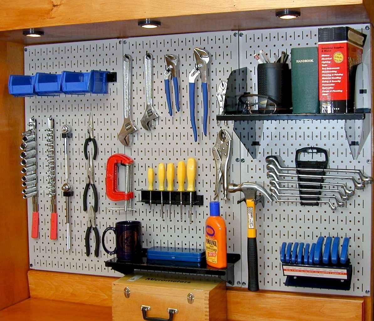 10 genius garage organization ideas
