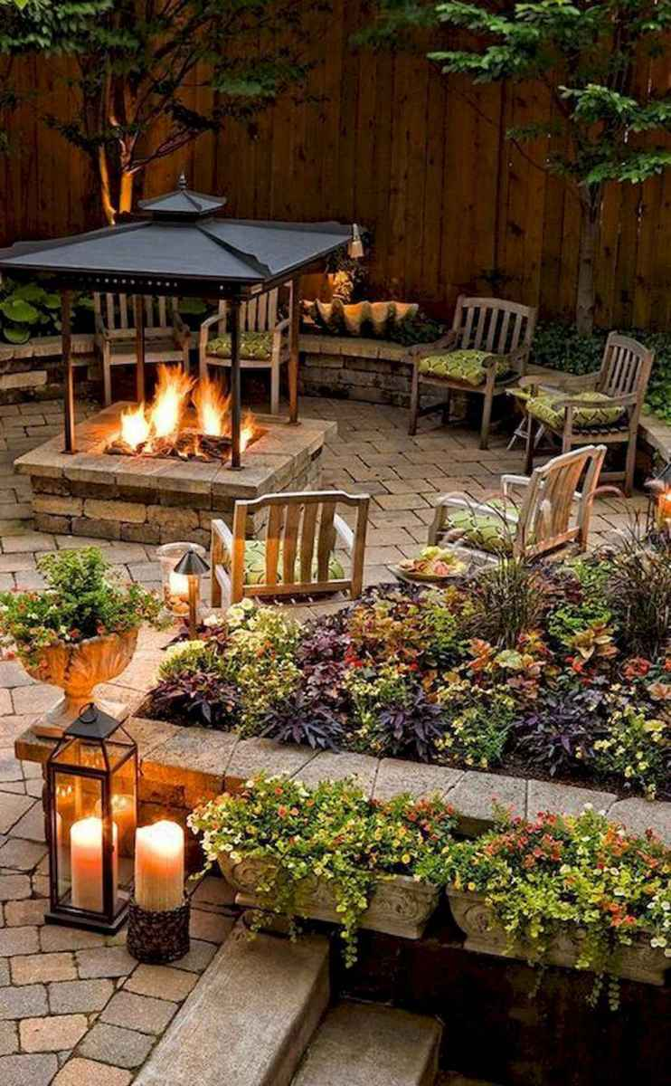 13 awesome backyard fire pits with seating ideas