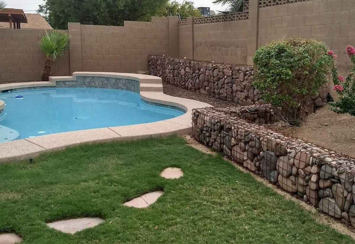 13 fabulous gabion ideas for your outdoor area