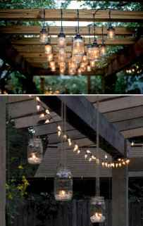 16 easy and creative diy outdoor lighting ideas