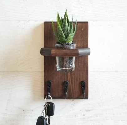 17 diy creative key holder for wall ideas