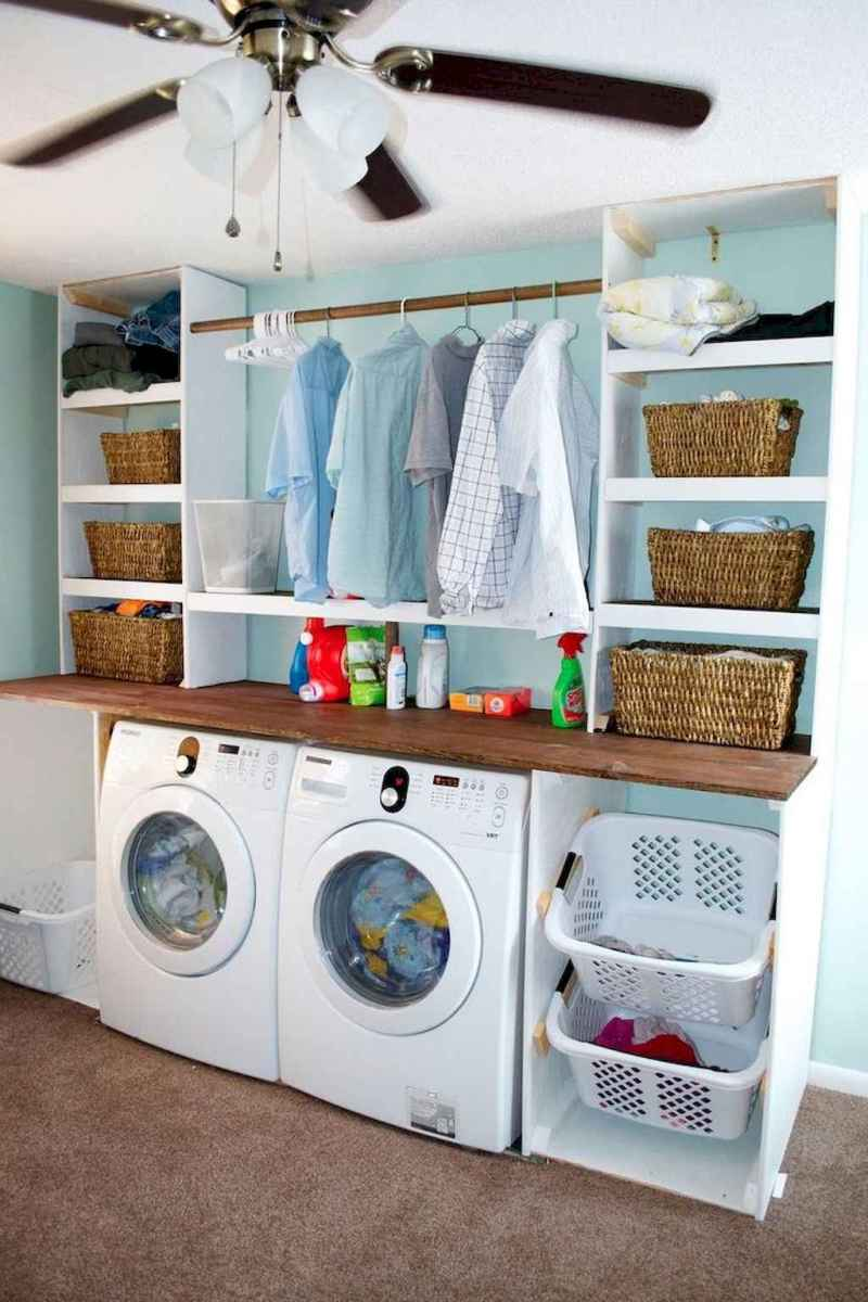 18 smart laundry room organization ideas