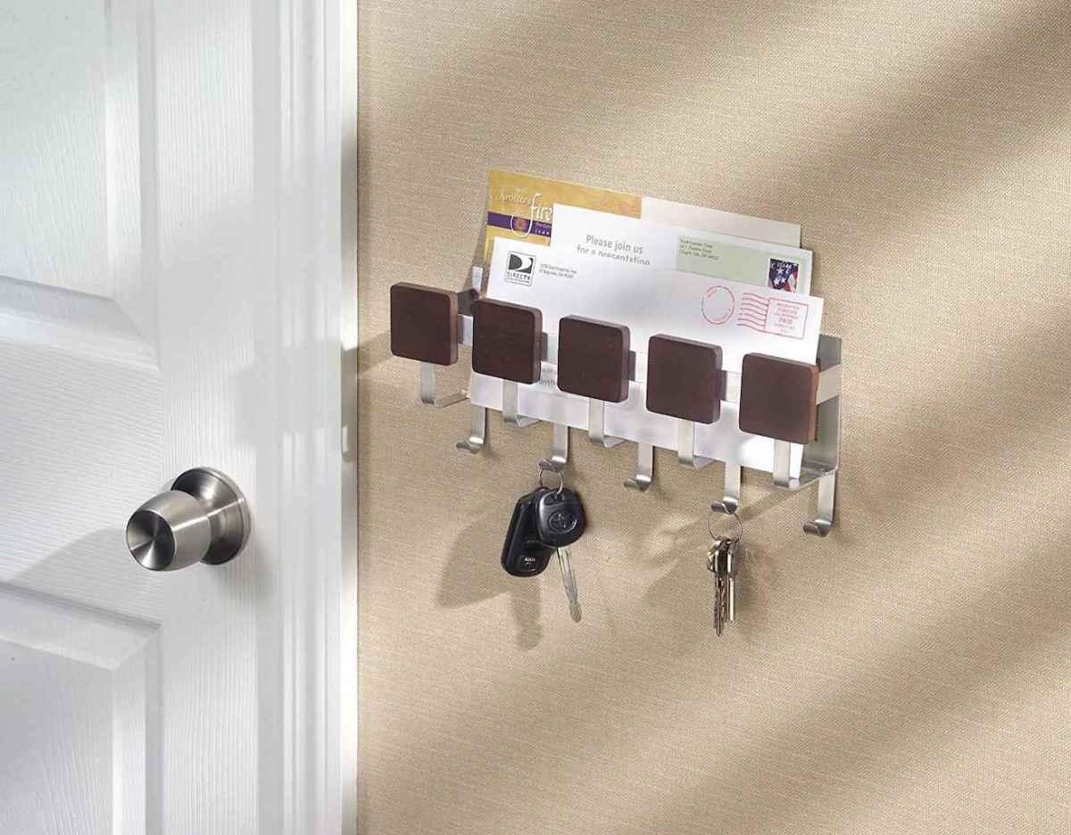26 diy creative key holder for wall ideas