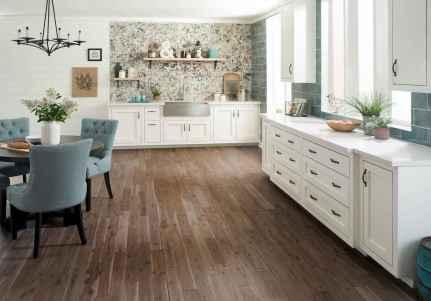 27 elegant gray kitchen cabinet makeover for farmhouse decor ideas